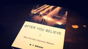 After You Believe by N.T. Wright